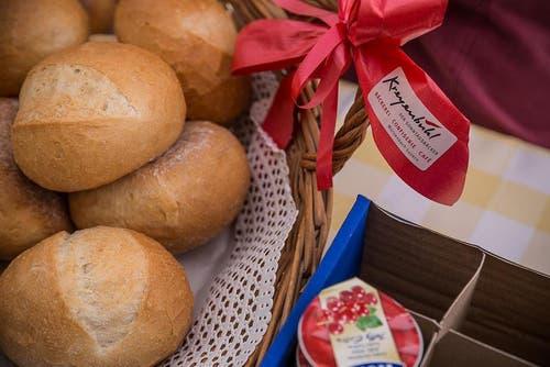 Beim Bäckerzmorgen fehlt nichts. (Bild: pd)