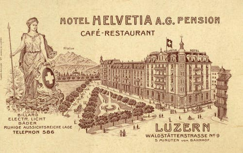 Neustadt, Winkelried, 1905 (Bild: PD)