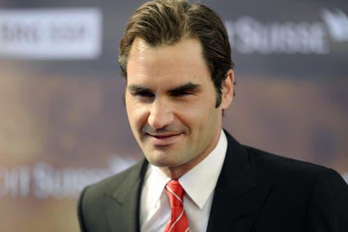 Tennisspieler Roger Federer (Bild: Keystone)
