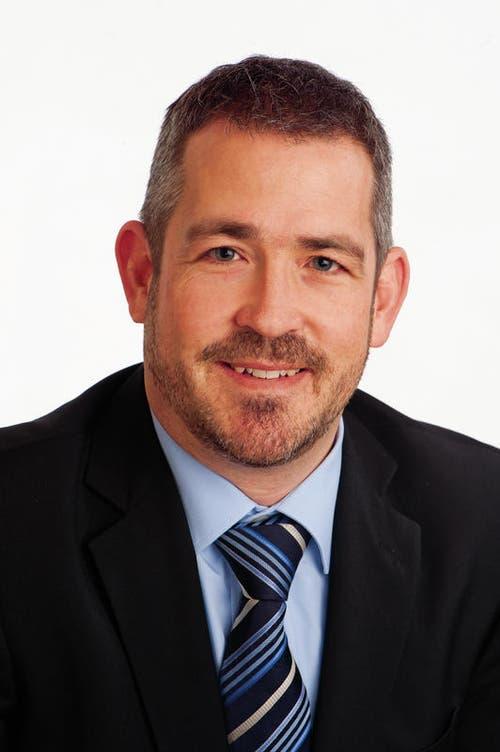 Stefan Bosshard, Oberdorf, Finanzchef-Stv. / W'prüfer, FDP, neu. (Bild: pd)