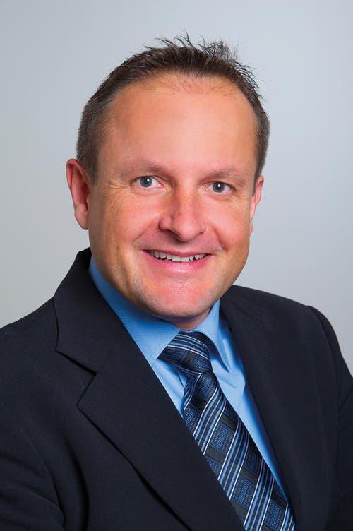 Markus Walker, Ennetmoos, Elektrotelematikereidg. FA, SVP, neu. (Bild: pd)