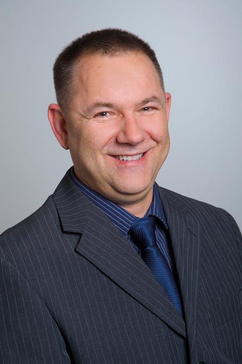 Rudolf Ammann, Stansstad, SVP, bisher (Bild: PD)