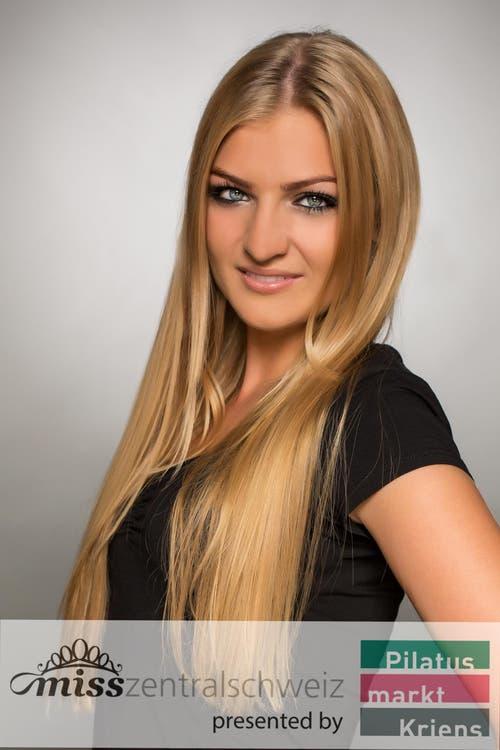 Michelle Birrer (21) aus Nottwil, Kosmetikerin (Bild: PD / Oliver Gutfleisch)