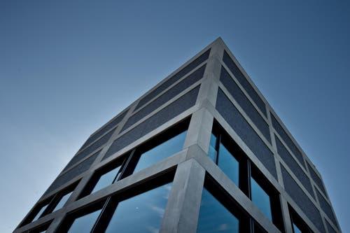 2400 Quadratmeter Platz hat es im neuen Stadtarchiv. (Bild: Pius Amrein (Neue LZ))