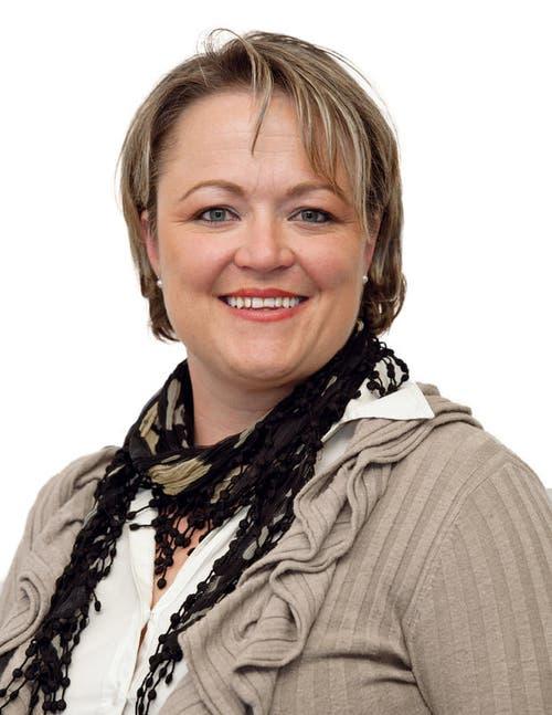Gerda Durrer, SVP Kerns, bisher (Bild: PD)