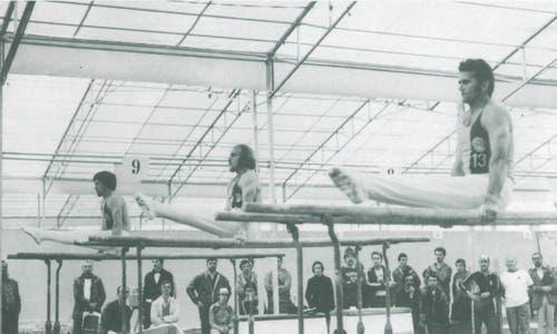 Eidgenössisches Turnfest 1978 in Genf (Bild: zvg)