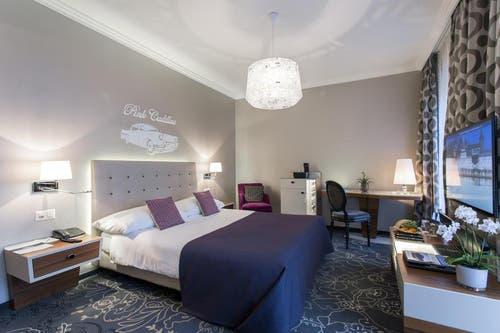 Standard Room City. (Bild: PD / Elge Kennenweg)