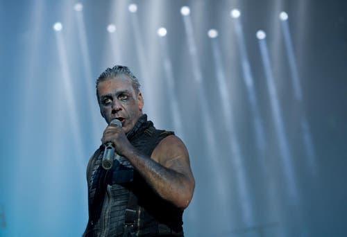 Die Show von Rammstein-Sänger Till Lindemann. (Bild: Corinne Glanzmann)