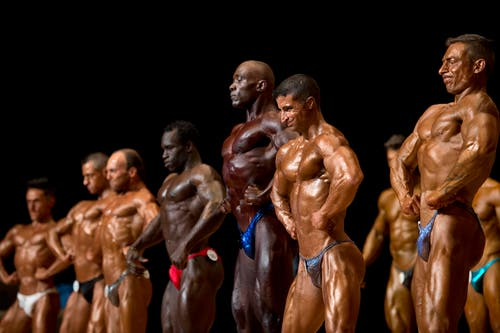 In Unterägeri findet die Schweizer Meisterschaft im Natural Bodybuilding statt. (Bild: Maria Schmid(Neue ZZ))