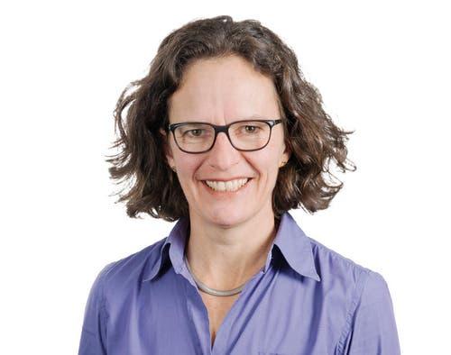 Ruth Koch-Niederberger, SP Kerns, bisher (Bild: PD)