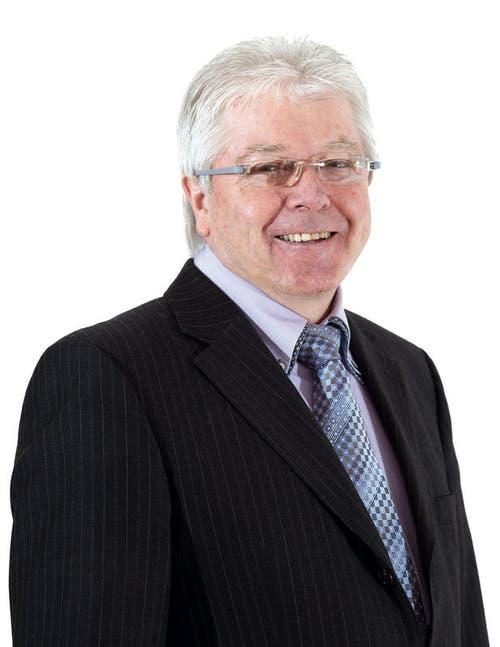 Walter Küchler, SVP Sachseln, bisher (Bild: PD)