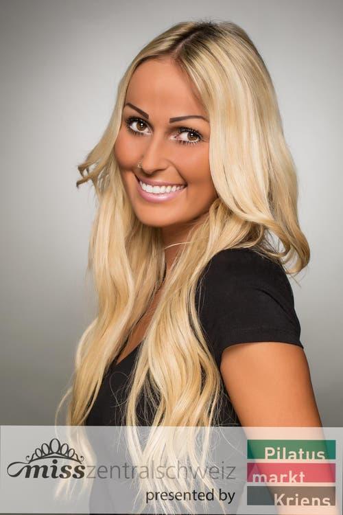 Sandra Cekic (22) aus Luzern, Einkaufsassistentin (Bild: PD / Oliver Gutfleisch)