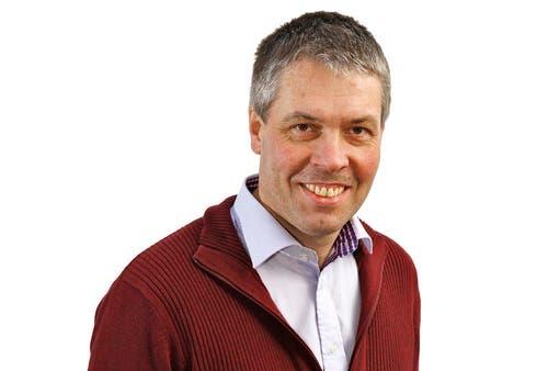 Niklaus Vogler-Gasser, CVP Lungern, bisher (Bild: PD)