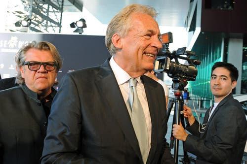 Pepe Lienhard. (Bild: Eveline Beerkircher/Neue LZ)