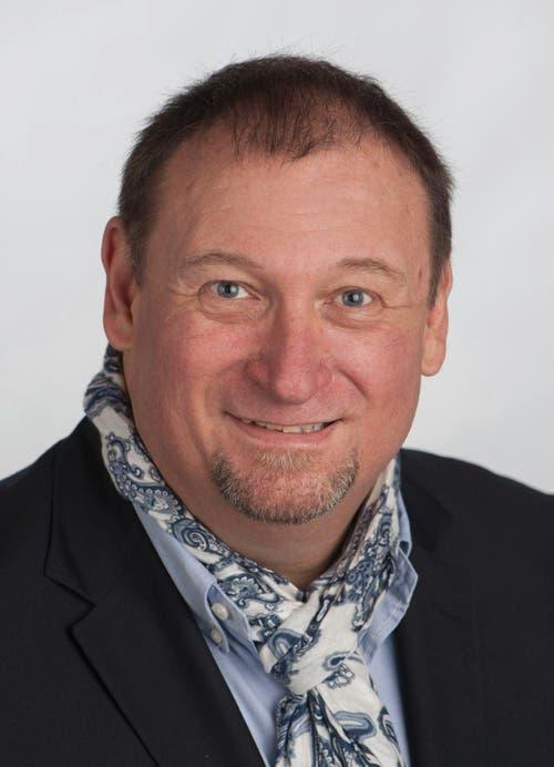 Stanssstad Gemeinderat: Raymond Neumann (Vizepräsident), CVP, 53, bisher. (Bild: pd)