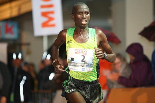 Abraham Kipyatich aus Kenia. (Bild: Philipp Schmidli)
