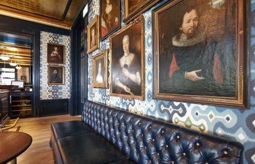 Gütsch Bar (Bild: Château Gütsch Immobilien AG)