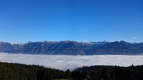 Nebel, aufgenommen in Stalden (Bild: robert jagiello - carlos)