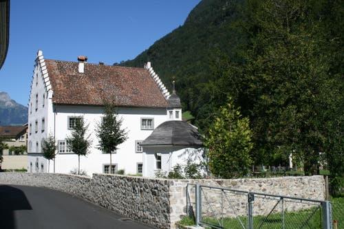 Kanton Uri: Suworowhaus in Altdorf (Bild: Denkmalpflege des Kantons Uri)