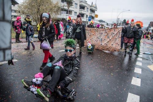 Punk: Wir sind keine Engel (Bild: Nadia Schärli)