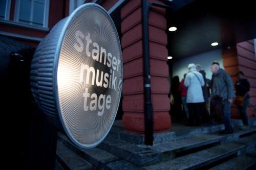 Stanser Musiktage am 25. April 2017. (Bild: Corinne Glanzmann)