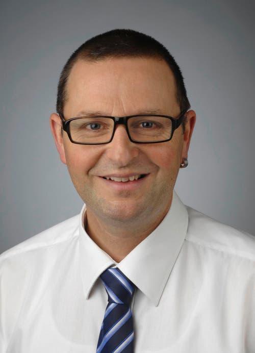 Beckenried Gemeinderat: Adrian Scheuber, FDP, 44, neu. (Bild: PD)