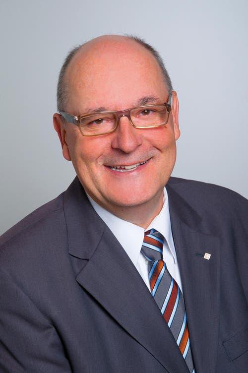 Peter Wyss, Stans, eidg.dipl. Verkaufsleiter/Geschäftsf., SVP, neu. (Bild: pd)