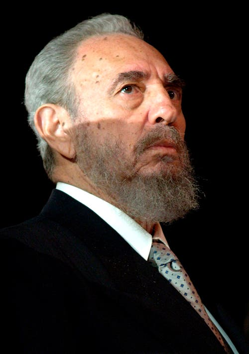 Fidel Castro im Jahr 2007. (Bild: ALEJANDRO ERNESTO)