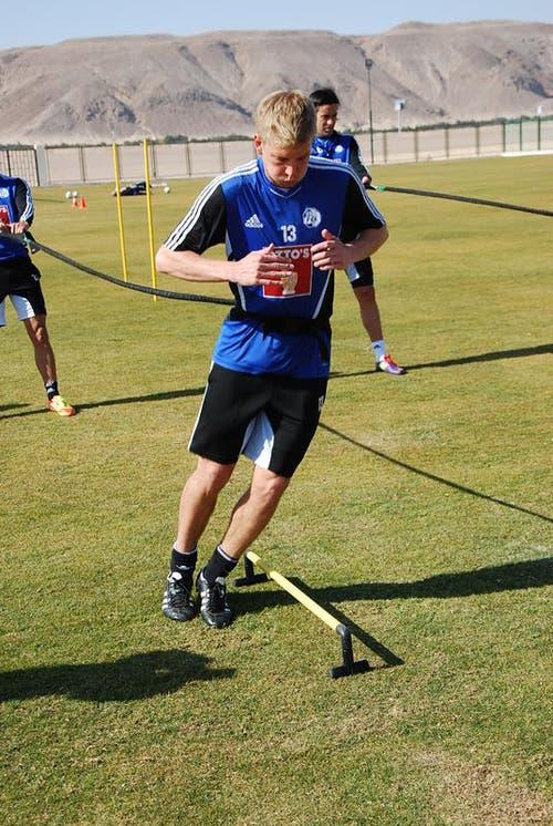 Neuer FCL-Captain: Der 26-jährige Zürcher Florian Stahel gilt als Musterprofi und Vorbild. (Bild: Daniel Wyrsch / Neue LZ)