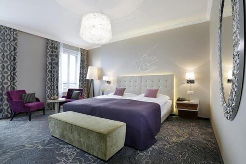 Superior Zimmer 1. (Bild: PD / Elge Kennenweg)