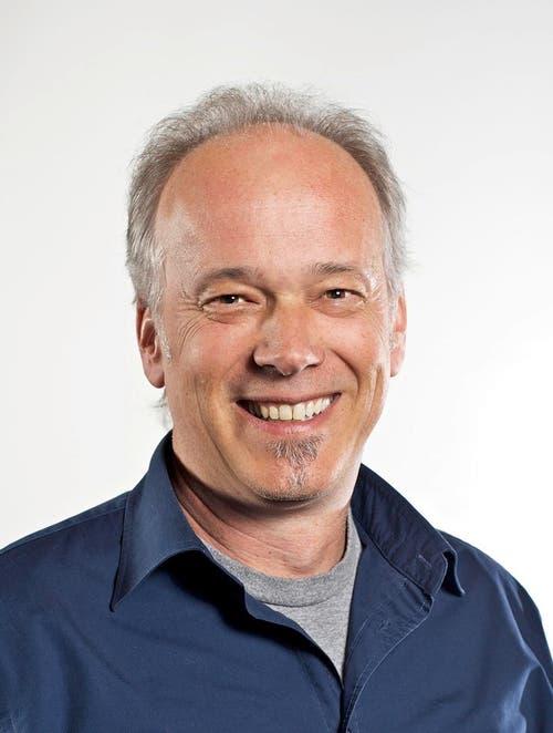 Beckenried Gemeinderat: Heinz Urech, CVP, 55, bisher. (Bild: Neue NZ/ Martin Uebelhart)