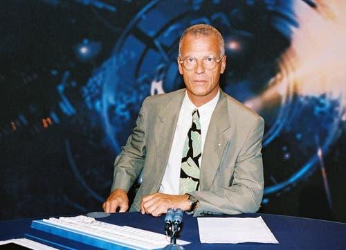 1992: Charles Clerc (Bild: SRF)