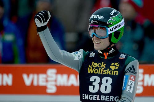 Jernj Danjan aus Slowenien. (Bild: URS FLUEELER)