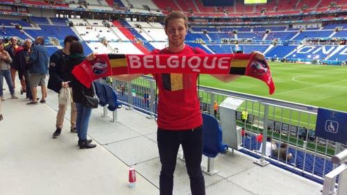 Vor dem Spiel: Belgien - Italien (Bild: Aleksandar Vidic)