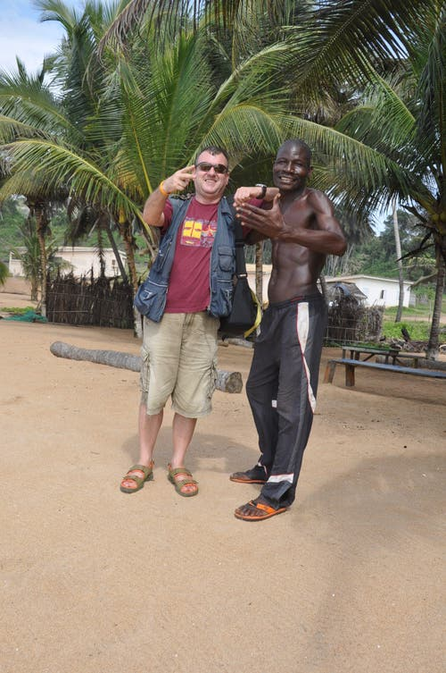 Aufgewachsen in Weggis, beschliesst Büchler als Jugendlicher mit einem Freund, eine Velotour nach Luino zu machen. (Bild: PD)