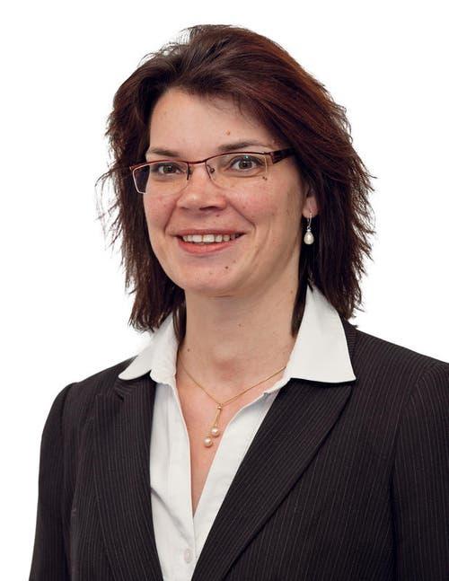 Isabella Kretz, SVP Kerns, neu (Bild: PD)