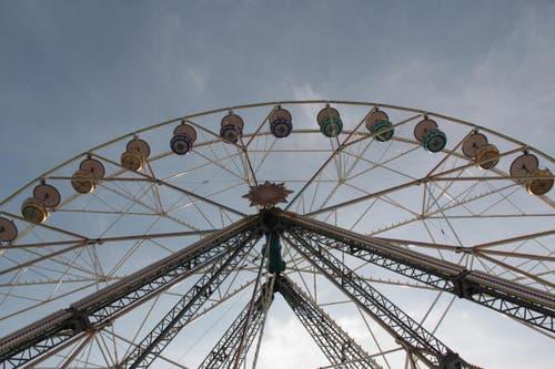 Riesenrad (Bild: Ramona Geiger / Neue LZ)