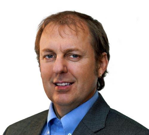 Max Rötheli, SP Sarnen, bisher (Bild: PD)