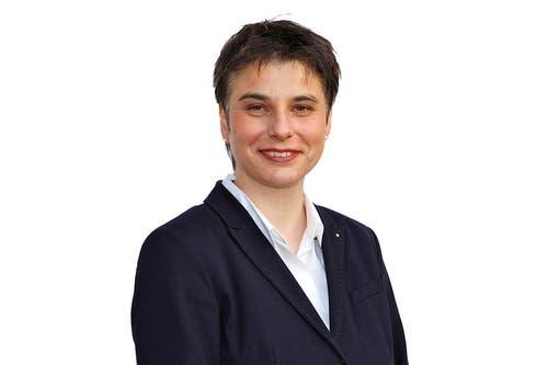 Lucia Omlin, CVP Sachseln, bisher (Bild: PD)