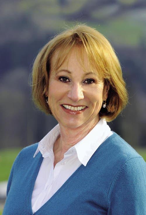 Heidi Brücker-Steiner, CSP Giswil, bisher (Bild: PD)