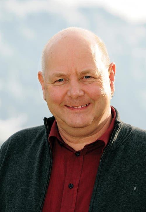 Walter Wyrsch, CSP Alpnach, bisher (Bild: PD)