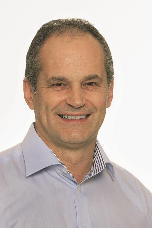Andreas Gasser, FDP Lungern, neu (Bild: PD)