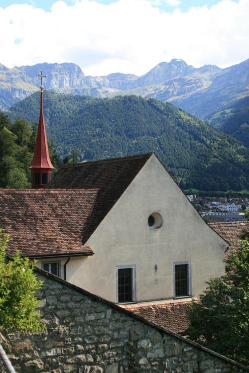 Kanton Uri: Kapuzinerkirche Altdorf (Bild: Denkmalpflege des Kantons Uri)