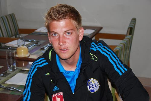 Erfolgreicher Florian Stahel: Er wurde mit dem FC Zürich dreimal Meister und einmal Cupsieger. (Bild: Daniel Wyrsch / Neue LZ)