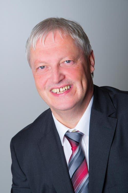 Christoph Keller, Hergiswil, Leiter Administration/Finanzen, SVP, neu. (Bild: pd)
