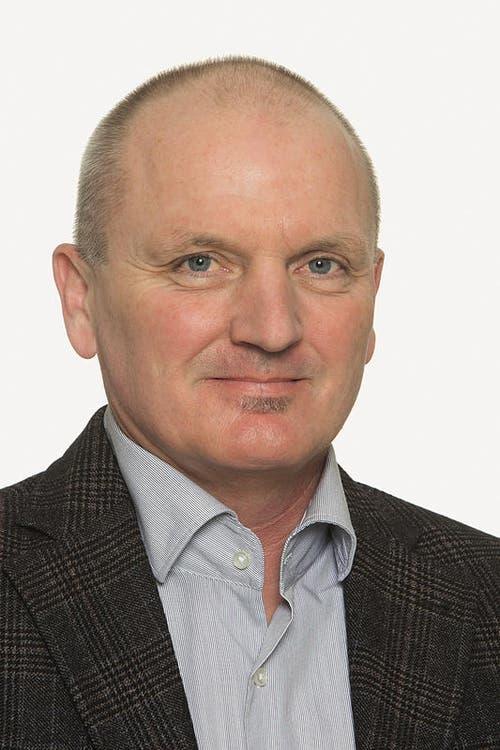 Martin Mahler, FDP Engelberg, bisher (Bild: PD)