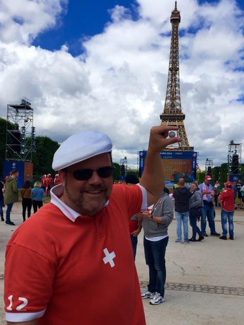 Schön wars in Paris. (Bild: René Plöbst)