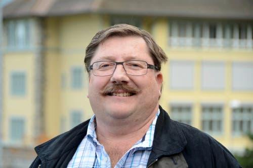 Beckenried Gemeinderat: Rolf Amstad, CVP, 57, bisher. (Bild: Martin Uebelhart (Neue Nidwaldner Zeitung))