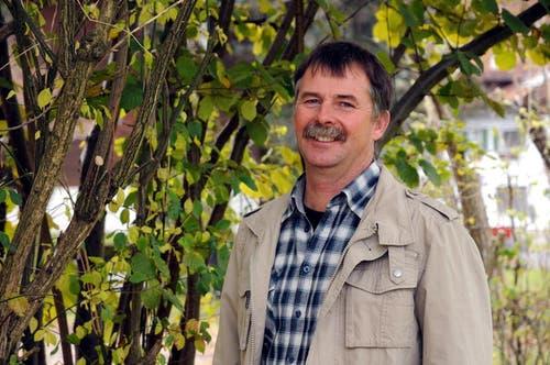 Josef Stalder, CSP Lungern, bisher (Bild: PD)
