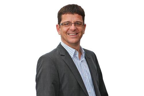 Markus Ettlin, CVP Kerns, bisher (Bild: PD)